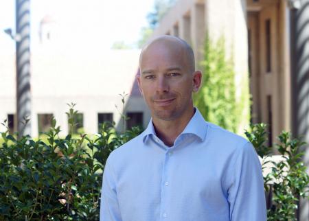 Photo of Ben Domingue