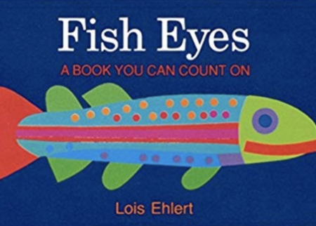 Cover of a book Fish Eyes