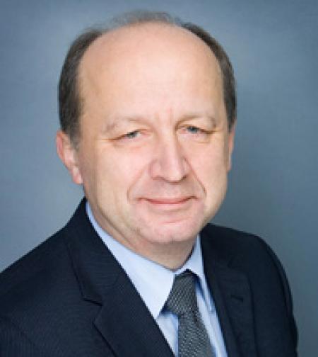 Adrius Kubilius, prime minister of the Republic of Lithuania