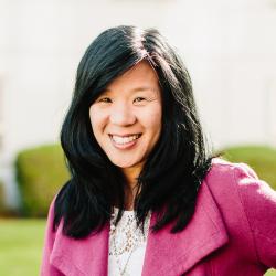 Photo of Christine Yeh, PhD '96