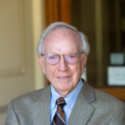 Photo of Ronald Herring, '58,  MA '73, PHD '73