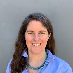 Photo of Laura Wentworth, MA '06, PhD '10