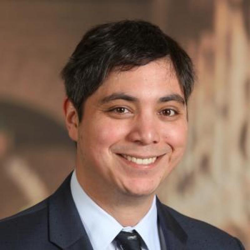 Photo of Antero Garcia