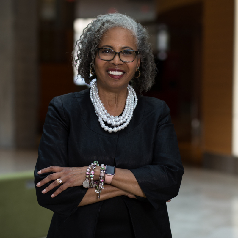 Photo of Gloria Ladson-Billings