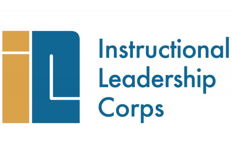 Instructional Leadership Corps logo