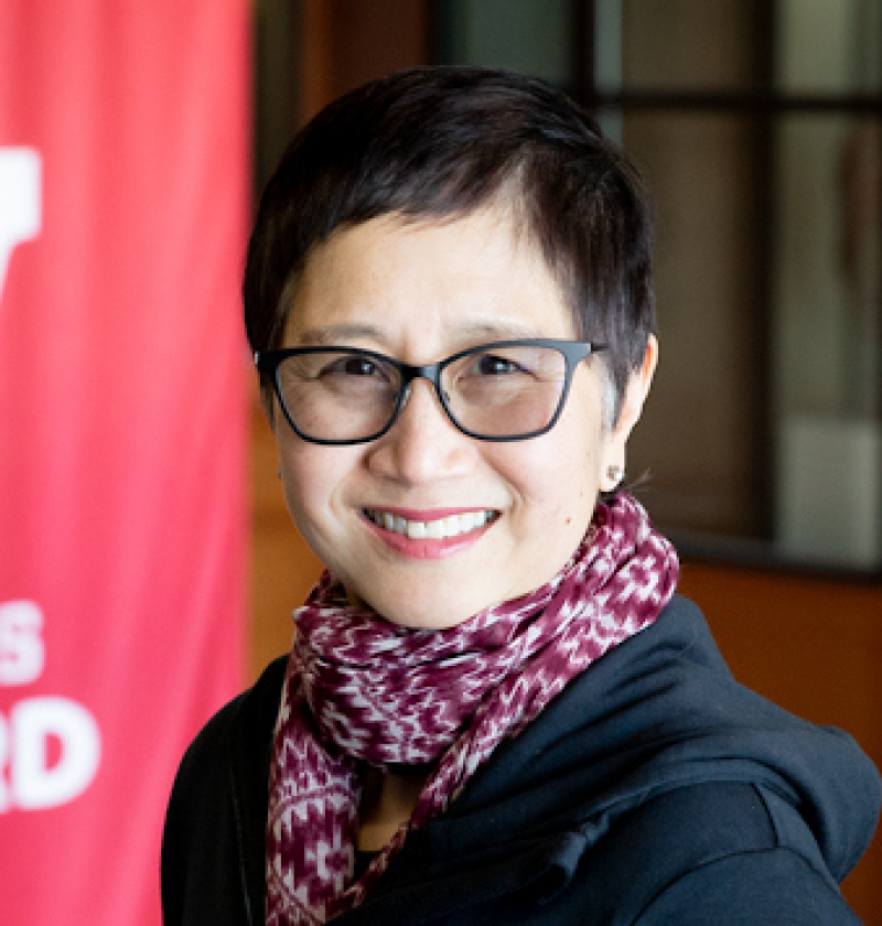Photo of Dr. Stacey J. Lee