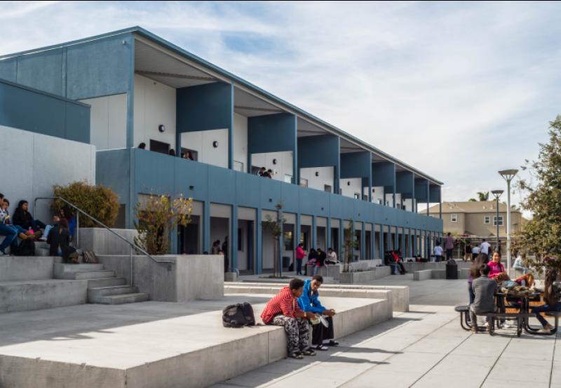East Palo Alto Academy campus