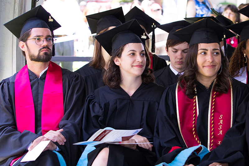 Stanford ICE students graduating