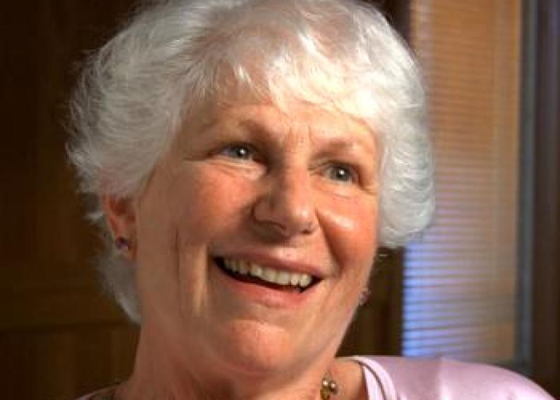 Photo of Myra Strober