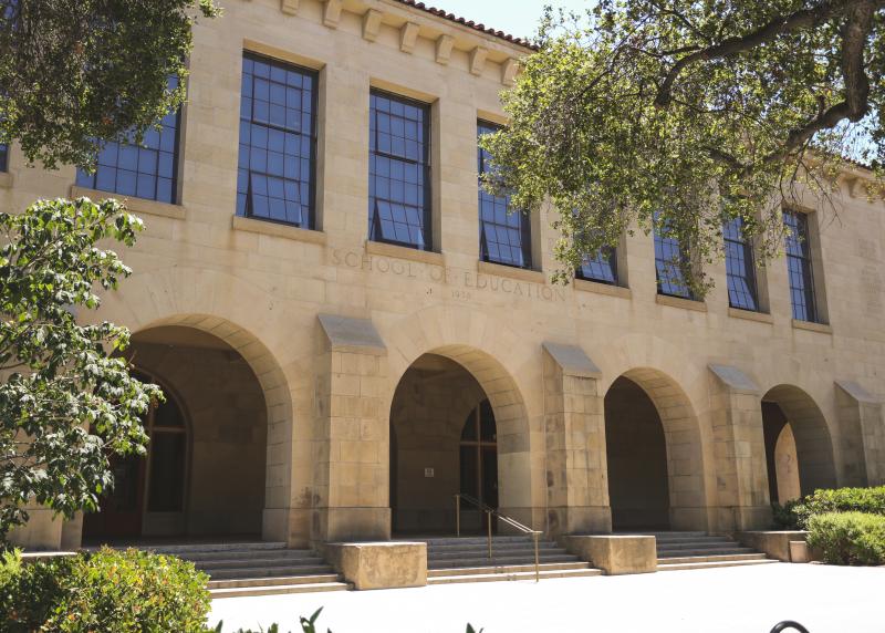 Photo of School of Ed building