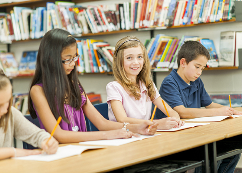 Stanford study finds question format may impact how boys and girls score on standardized tests (Photo: FatCamera/iStock)