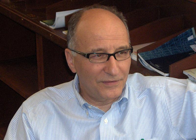 Photo of Stanford Professor John Willinsky