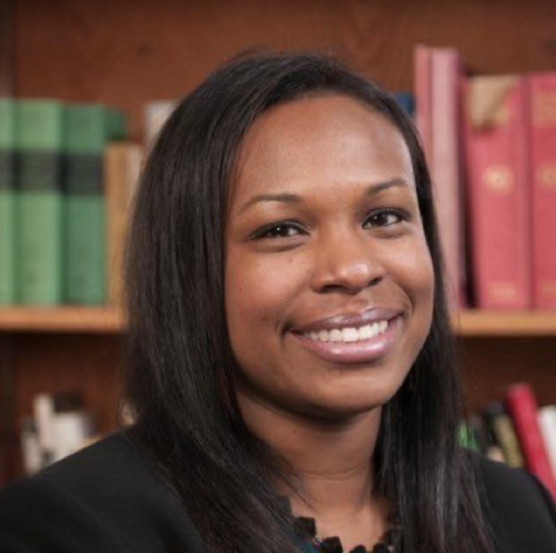Photo of Dr. Dania Francis
