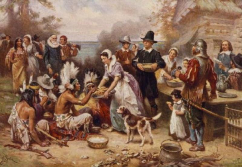 SHEG Historical painting