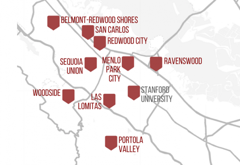 Stanford Sequioa K-12 Research Map