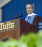 Dean Claude Steele at Tufts