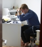 Education scholar Denise Pope has found that too much homework has negative impacts on student well-being and behavioral engagement (Shutterstock)
