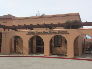 Sequoia Union High School building