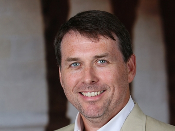 Thomas Dee, professor of education at Stanford and director of Center Education Policy Analysis