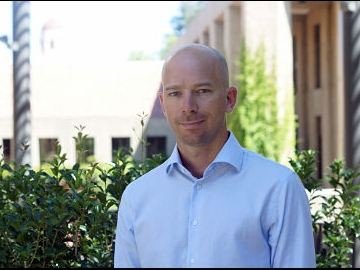 Ben Domingue, assistant professor of education at Stanford Graduate School of Education