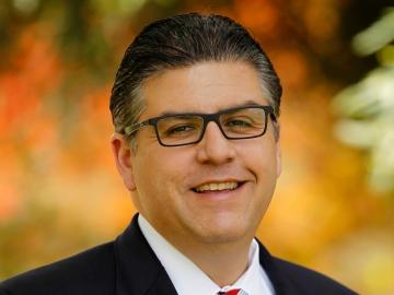 Joseph Castro is the president of California State University, Fresno. (Photo: Cary Edmondson, Fresno State)