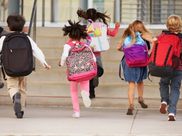 New Stanford research shows the gap between rich and poor kids at the start of schooling has narrowed despite growing inequality. (Photo: monkeybusinessimages /Getty Images)