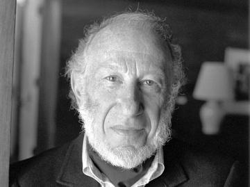 Ingram Olkin, professor of education and statistics, died April 28. (Photo: Ed Souza)