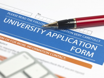 Stanford's dean of admissions and financial aid says there's no formula to a successful college application.