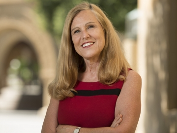 Deborah Stipek, former Stanford GSE dean, named faculty director of the Haas Center for Public Service. (Photo: L.A. Cicero/Stanford News Service)