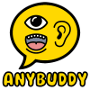 Anybuddy logo