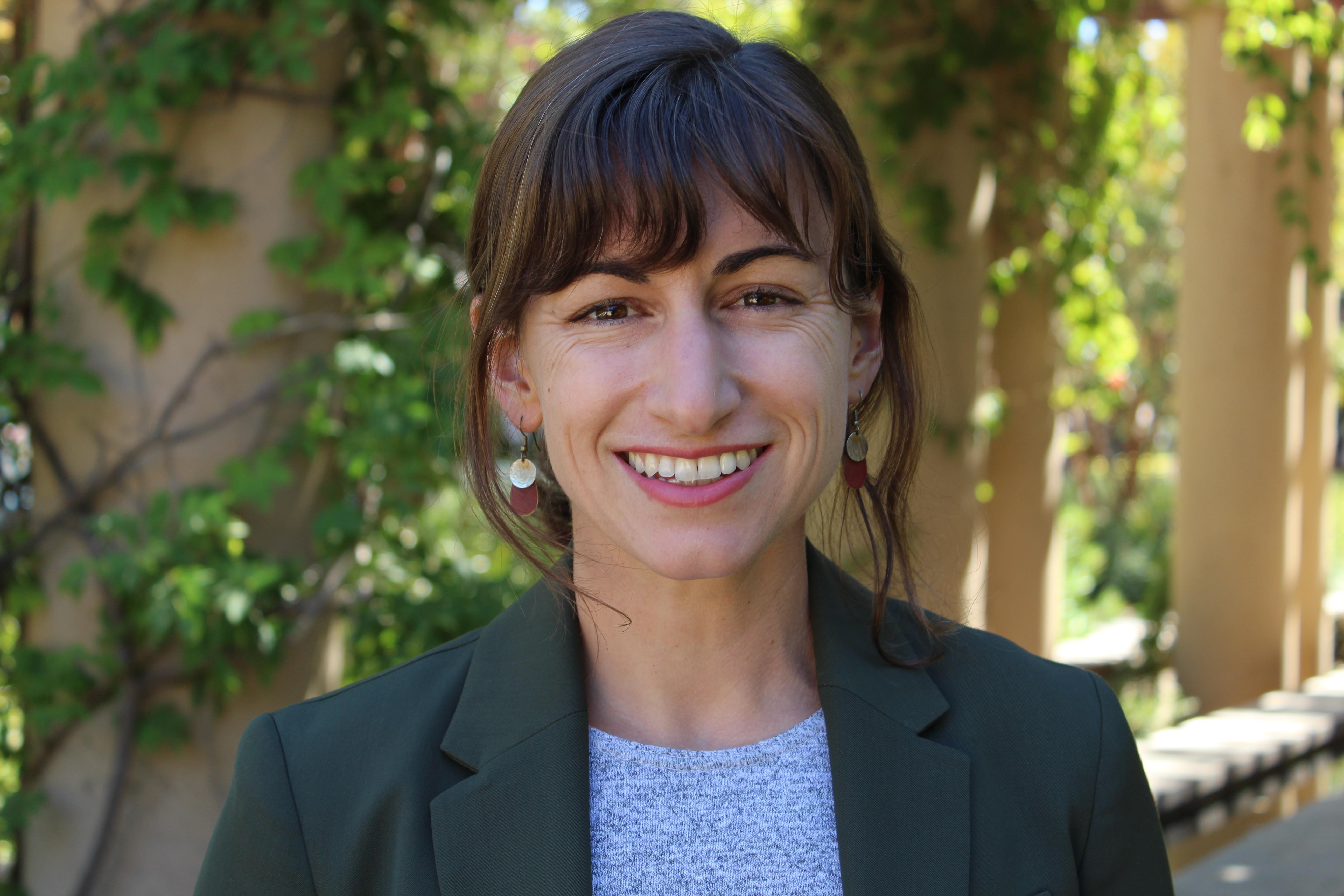 Photo of GSE scholar Lynne Zummo